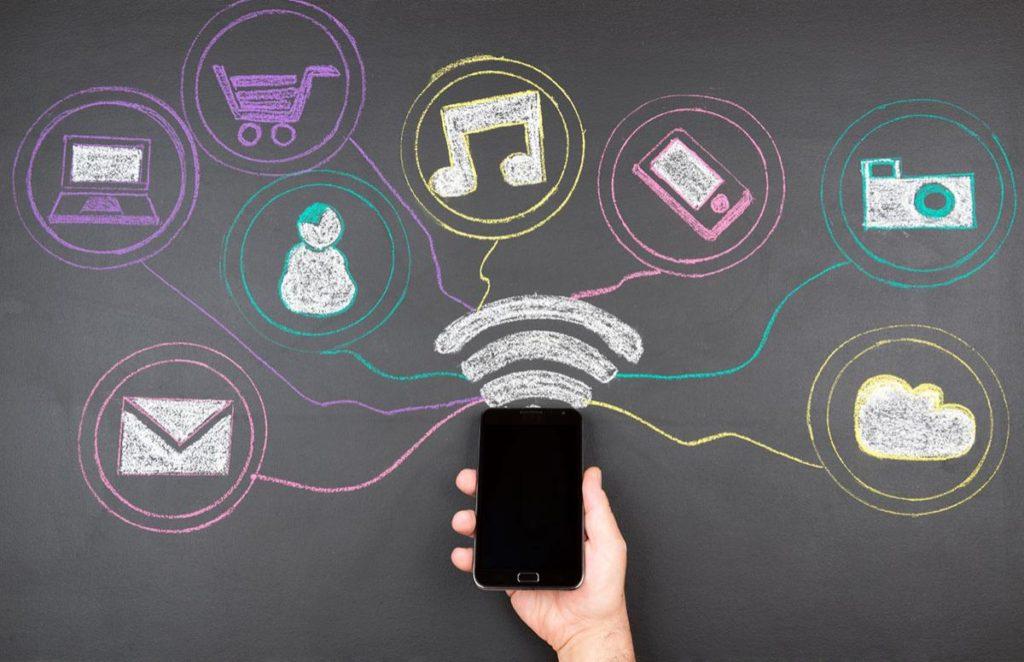mobilus internetas