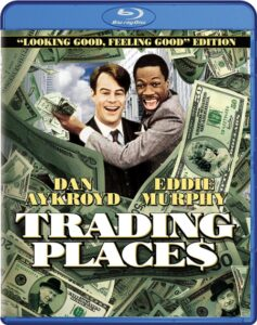 Trading Places Looking Good, Feeling Good Edition Blu-Ray DVD