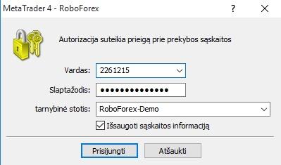 metatrader registracija roboforex