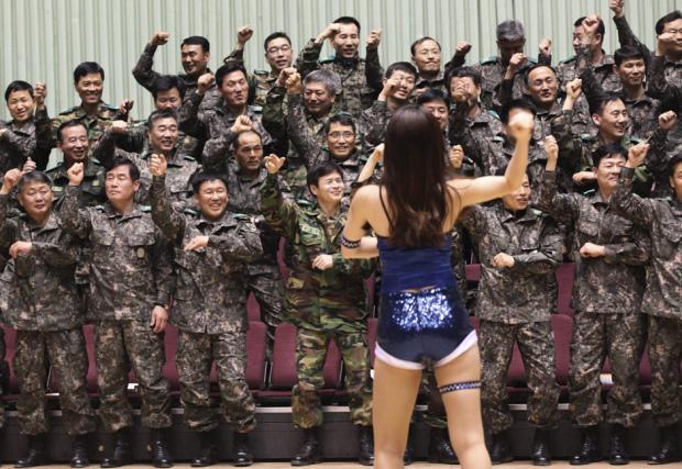 South Korea Gangnam Style