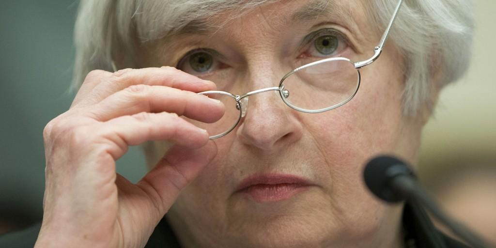 Janet Yellen, FRS pirmininkė