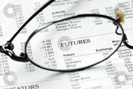 Apimtys ateities (Futures) sandorių rinkoje
