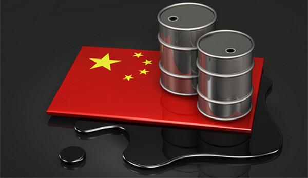 krize kinija nafta