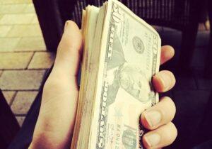pinigu inesimas ir nuemimas