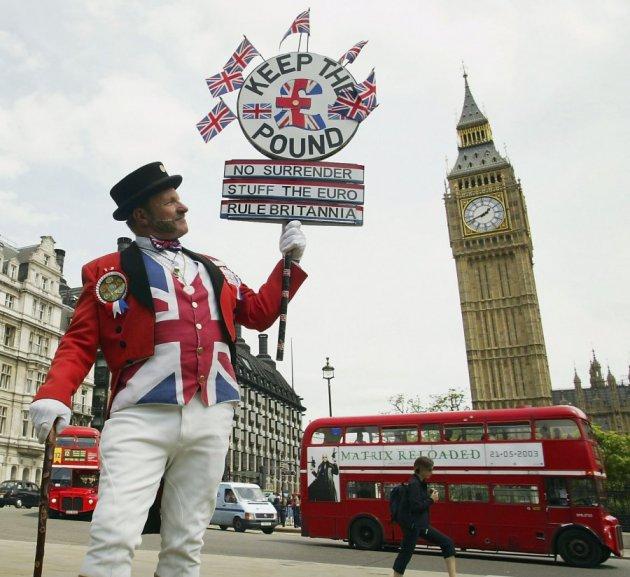 kas tas brexit
