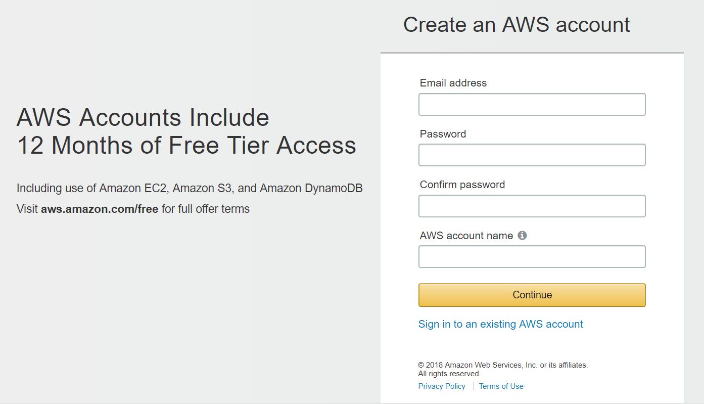 Amazon aws forex